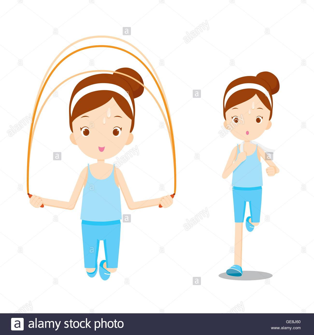 1300x1390 Cute Girl Exercising For Good Wellness, Healthy, Nutrition