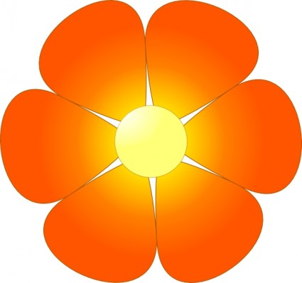 425x399 Daisy flower clip art free vector for free download about image
