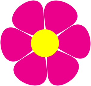 300x282 Flower Power Daisy Clip Art
