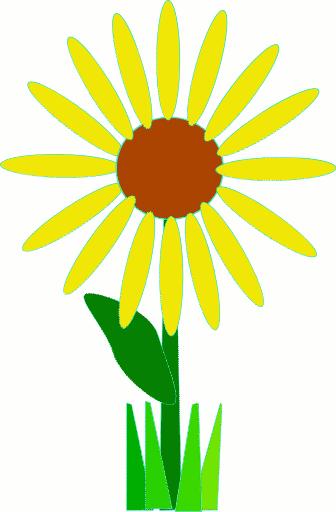 336x512 daisy clip art