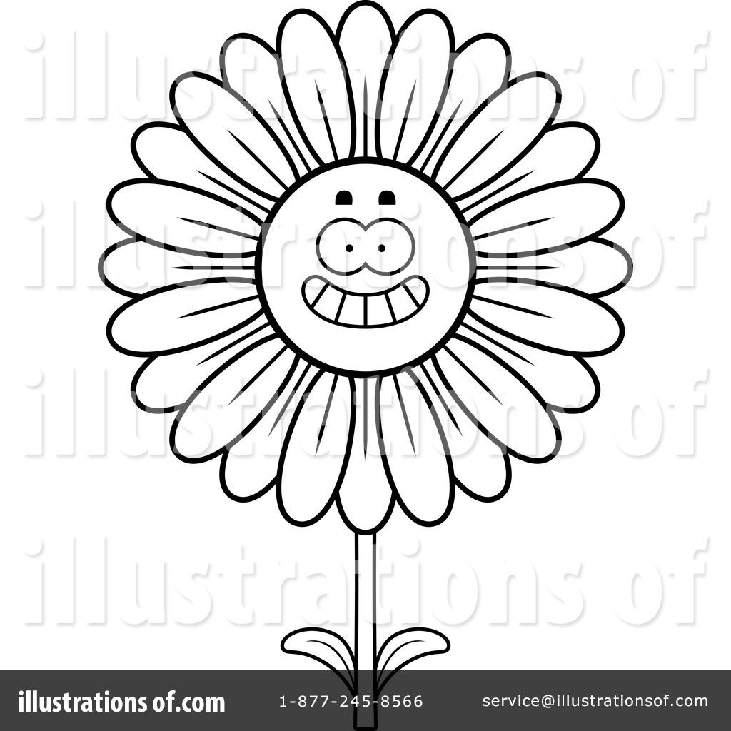 1024x1024 Daisy Clipart