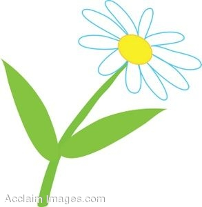 293x300 Daisy Clip Art Free Free Clipart Images 5 Clipartcow