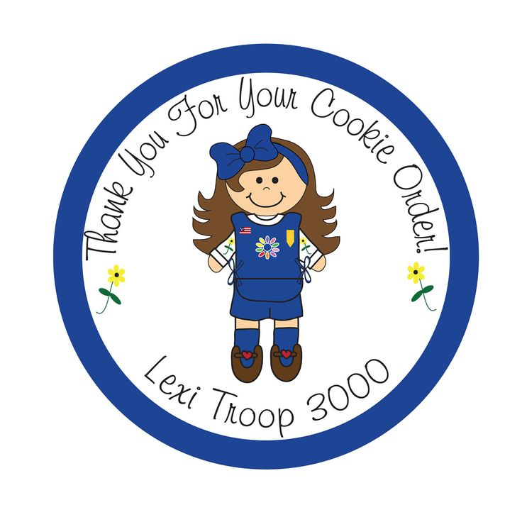 736x736 Girl Scout Daisy Clipart Cliparts
