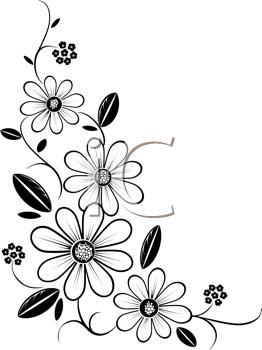 262x350 Royalty Free Daisy Clip Art, Flower Clipart