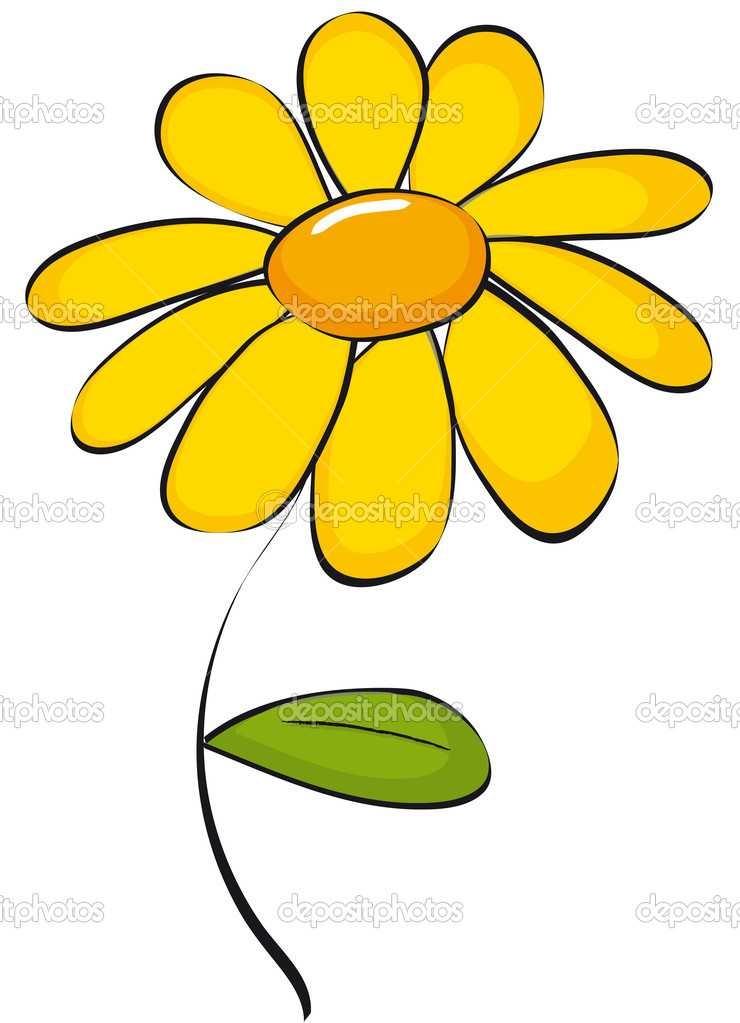 740x1023 Top 71 Daisy Clip Art