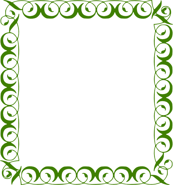 558x596 Girl Scout Borders Clipart