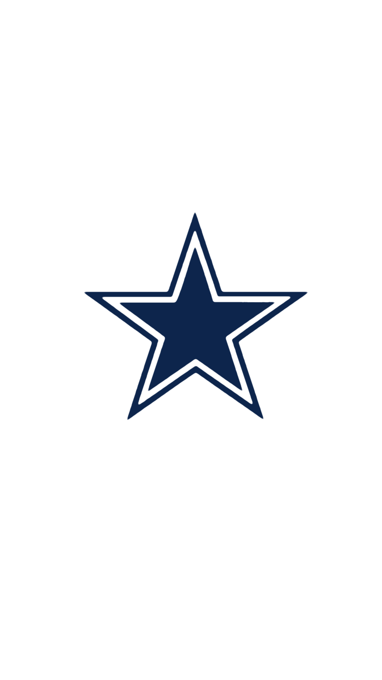 750x1334 Dallas Cowboy Clip Art