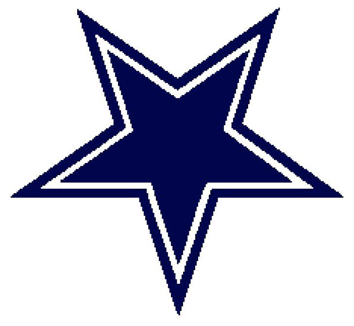Dallas cowboys clipart free download best dallas cowboys for Dallas cowboys logo coloring page