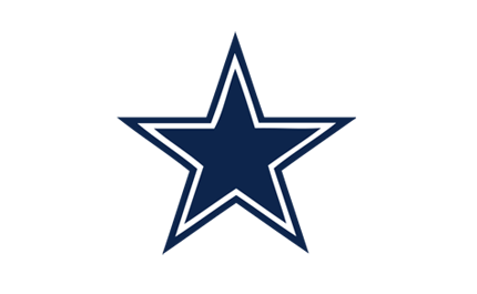 430x265 Dallas Cowboys Logo