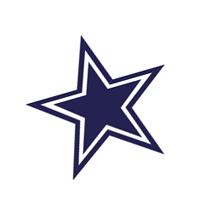 200x200 Dallas Cowboys Logo