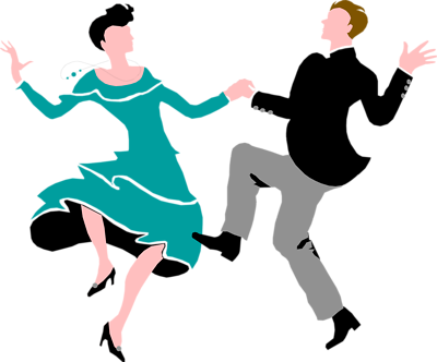 400x332 Couple Clipart Dancing