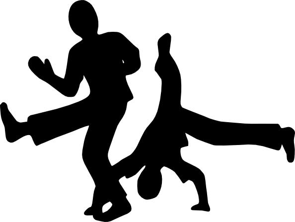 594x447 Dancers Clip Art