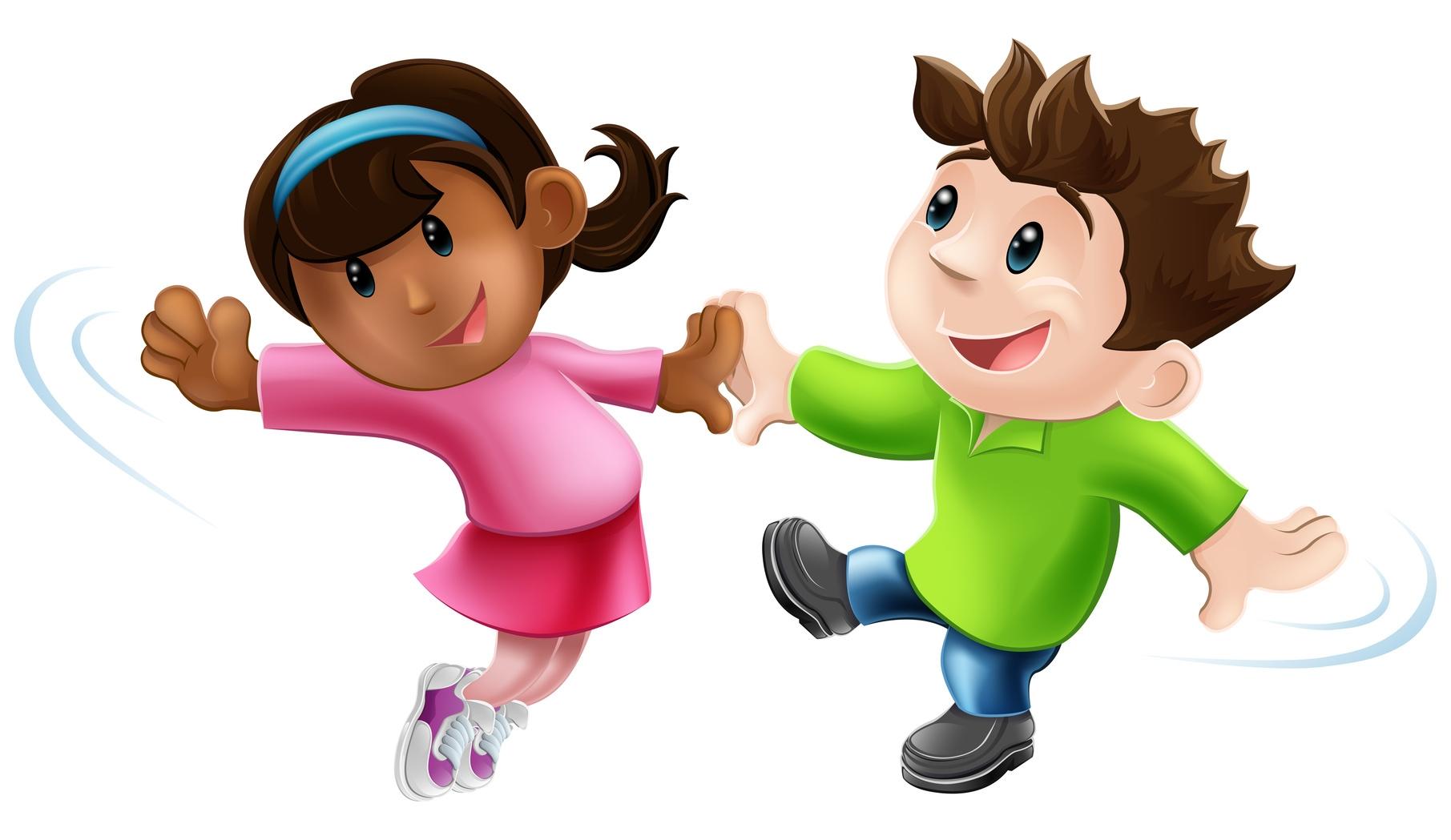 1811x1049 Dancing Cartoon Clip Art Cliparts