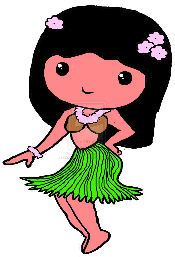 739x1081 Displaying Hula Dancer Clipart Clipartmonk