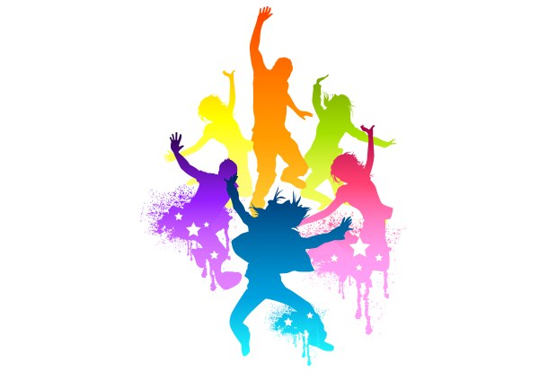 600x424 Dancer Clipart Dance Fitness