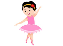 210x153 Free Dance Clipart