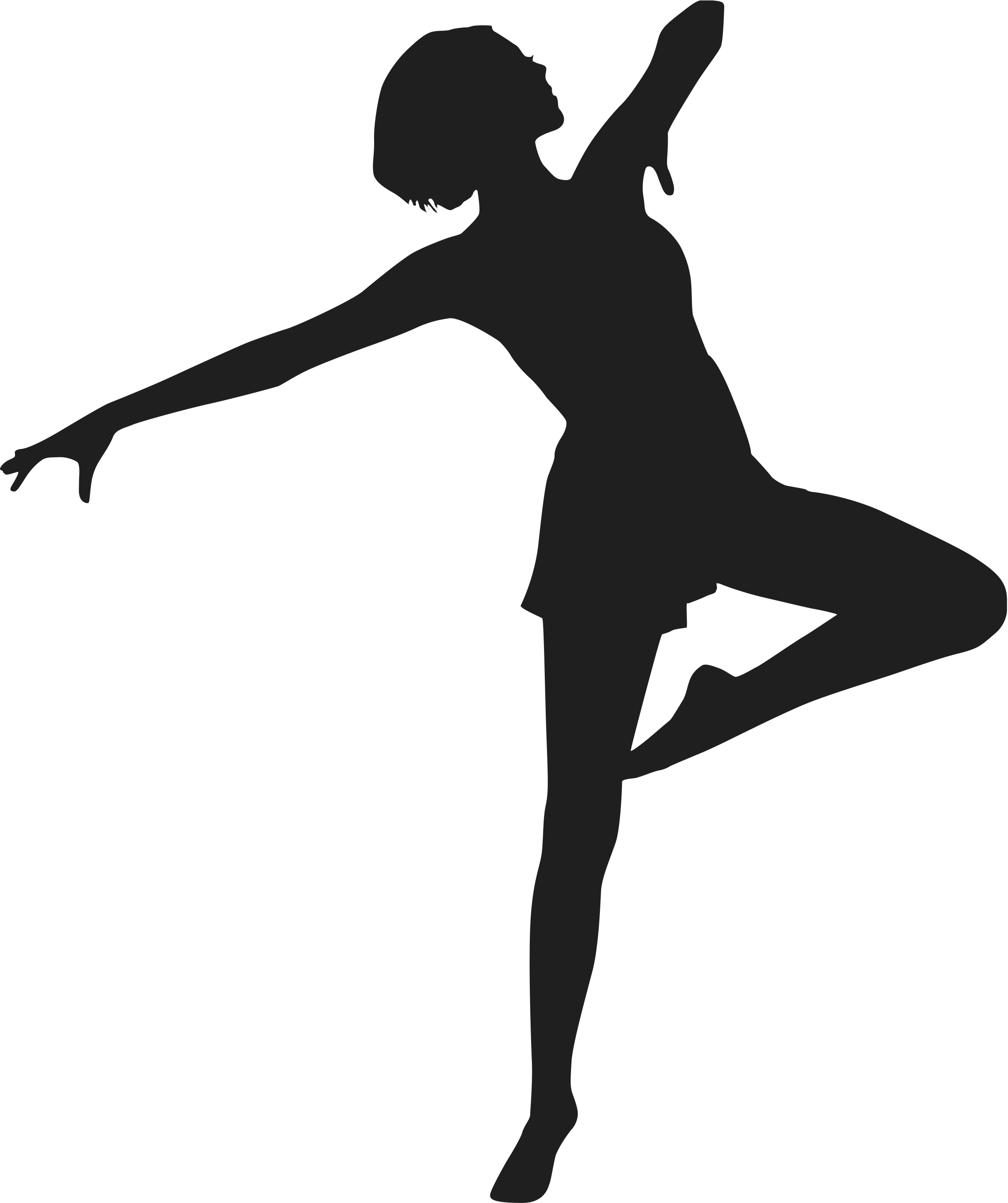 2344x2798 Ballet Clipart Dancing Lady
