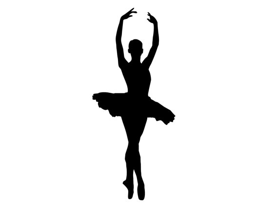 570x428 Clip Art Dancer Turning Clipart