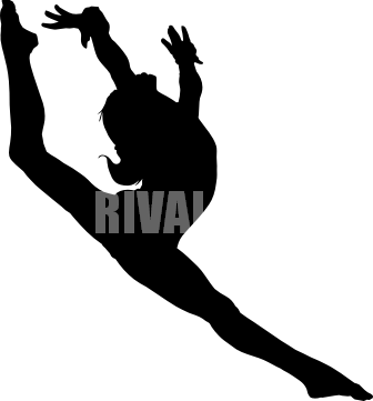 336x361 Dancer Clipart Leap
