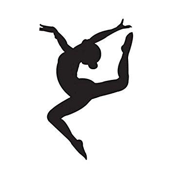 Dance Leap Silhouette Free Download Best Dance Leap