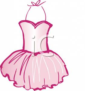 282x300 Dance Costume Clipart
