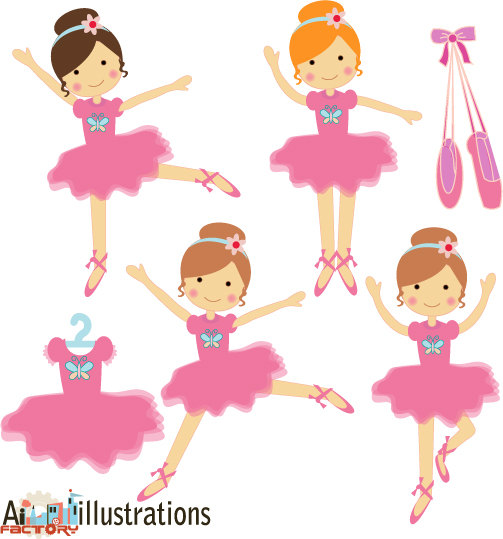 503x539 Free Ballet Clipart