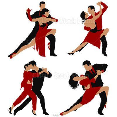 400x400 Tango Dance Clipart Tango Galaxy Tango, Dancing