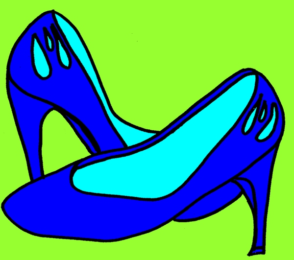 600x531 Czeshop Images Clip Art Dance Shoes