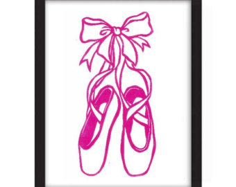 340x270 Pointe Dance Shoes Clip Art Cliparts