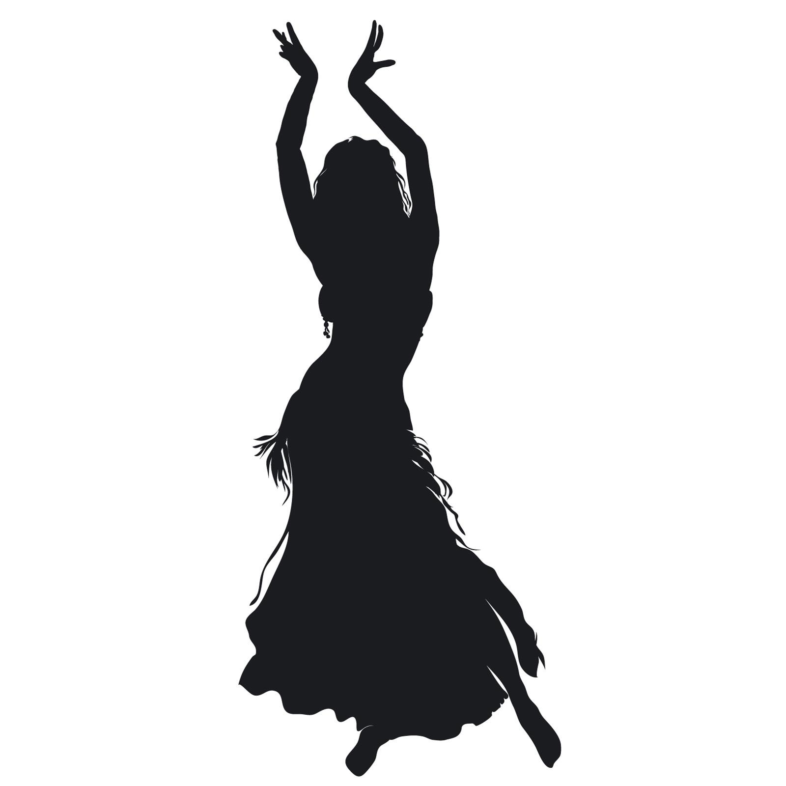 1600x1600 Belly Dance Clipart