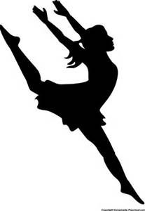 207x300 Dance Silhouette Clipart