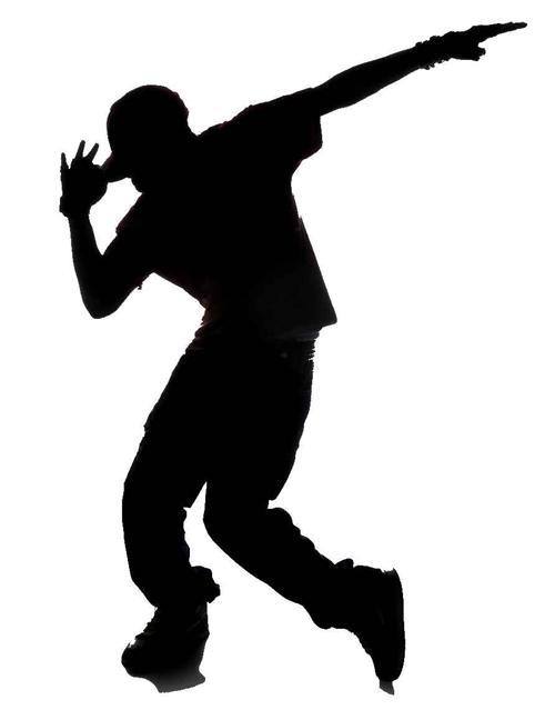 500x648 Dance Team Clipart