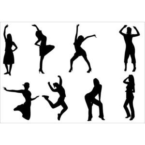 300x300 Dancer Clipart Dance Team