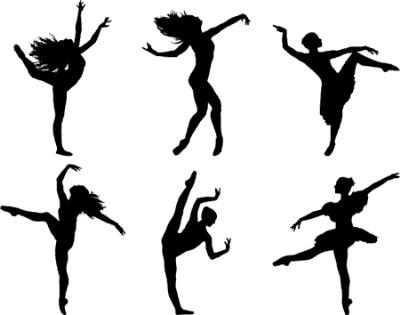 400x315 Dancing Clipart Drill Team