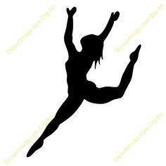 236x236 Drill Dance Team Clipart