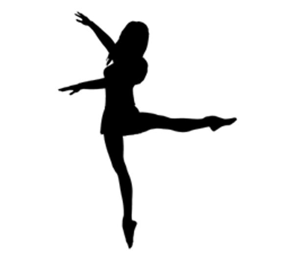 600x522 Dance Team Clip Art