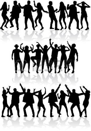 314x450 Group Dancing Sinchro Dance Dance Clipart, Explore Pictures