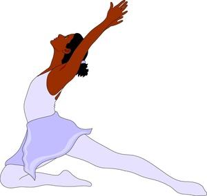 300x285 Dancer Clipart Dance Leap