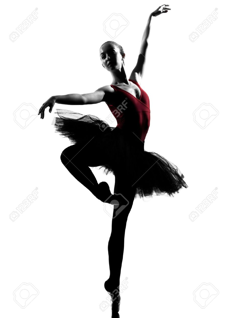 973x1300 One Caucasian Young Woman Ballerina Ballet Dancer Dancing