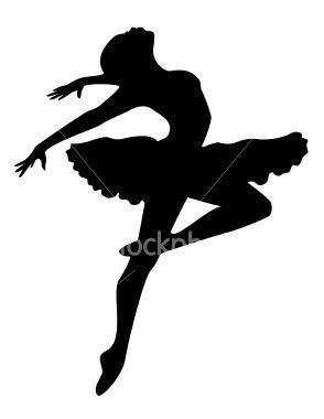 294x380 The Best Ballerina Silhouette Ideas Silhouette