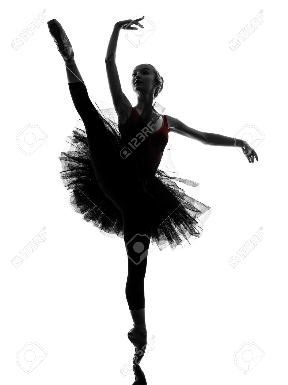 973x1300 Ballet Dancer Silhouette Images Amp Stock Pictures. Royalty Free
