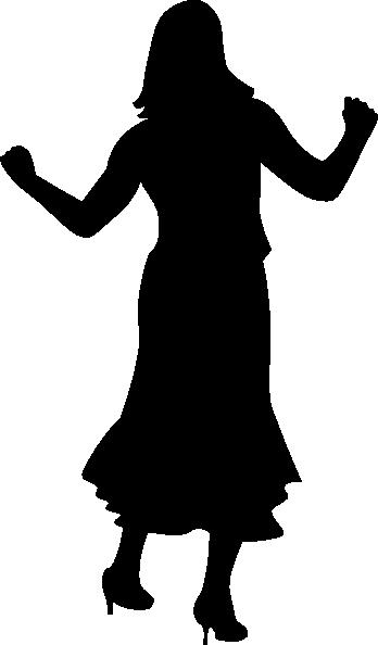 348x594 Dancer Clipart Silhouette Leap Dancer