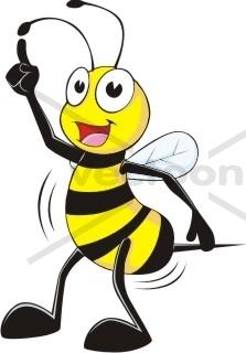 223x320 Dancing Bee