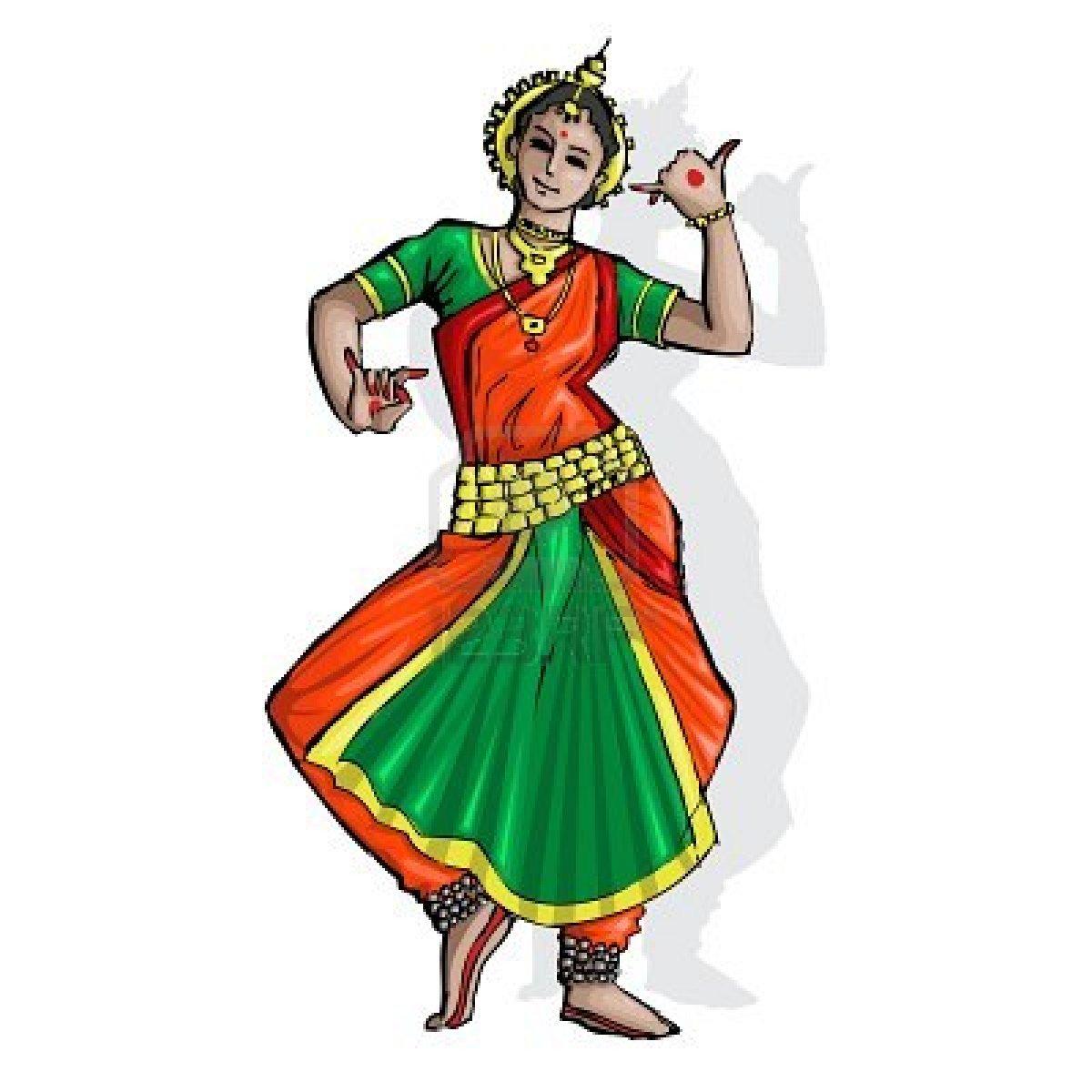 1200x1200 Dancing Clipart Bengali