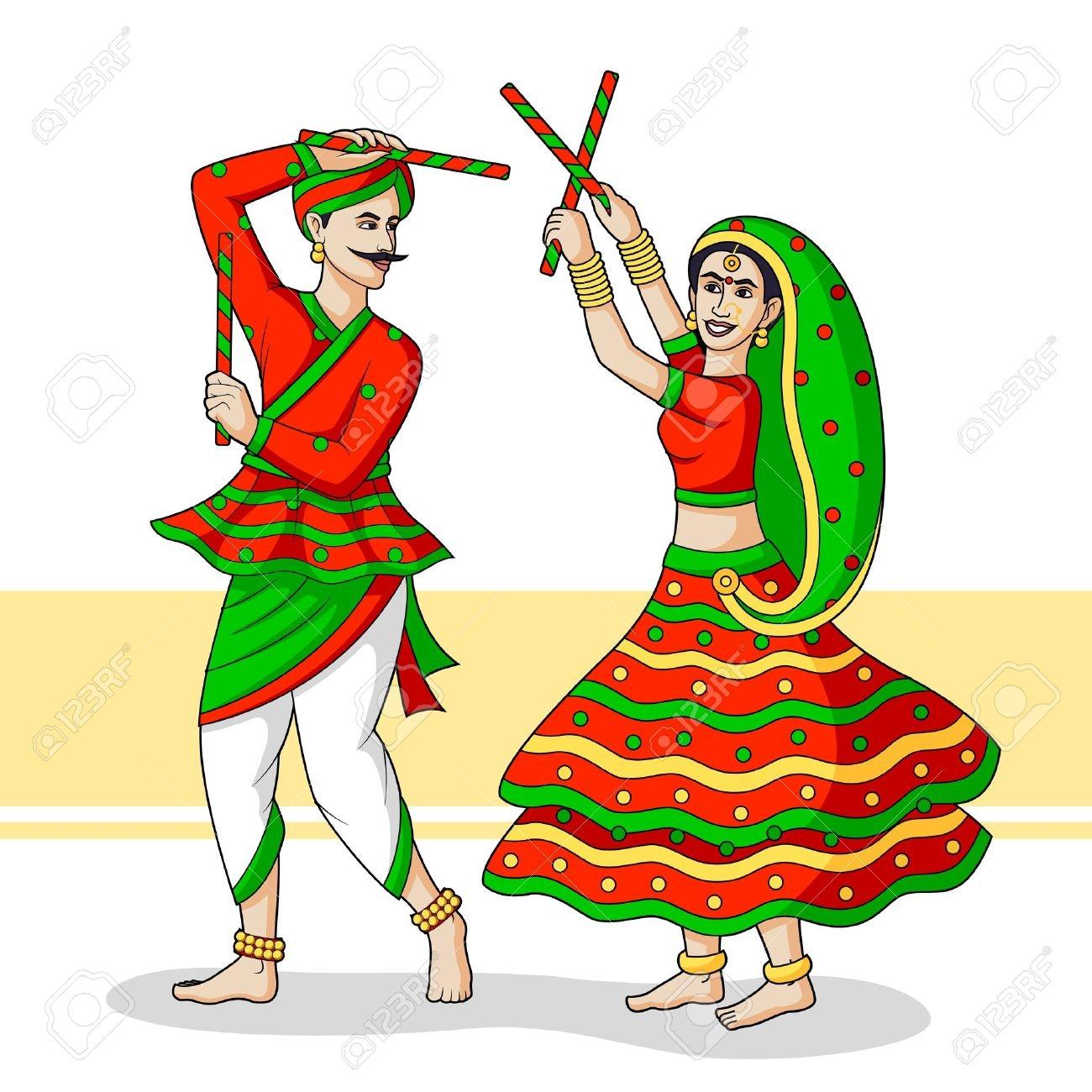 1300x1300 Danse Clipart Gujarati