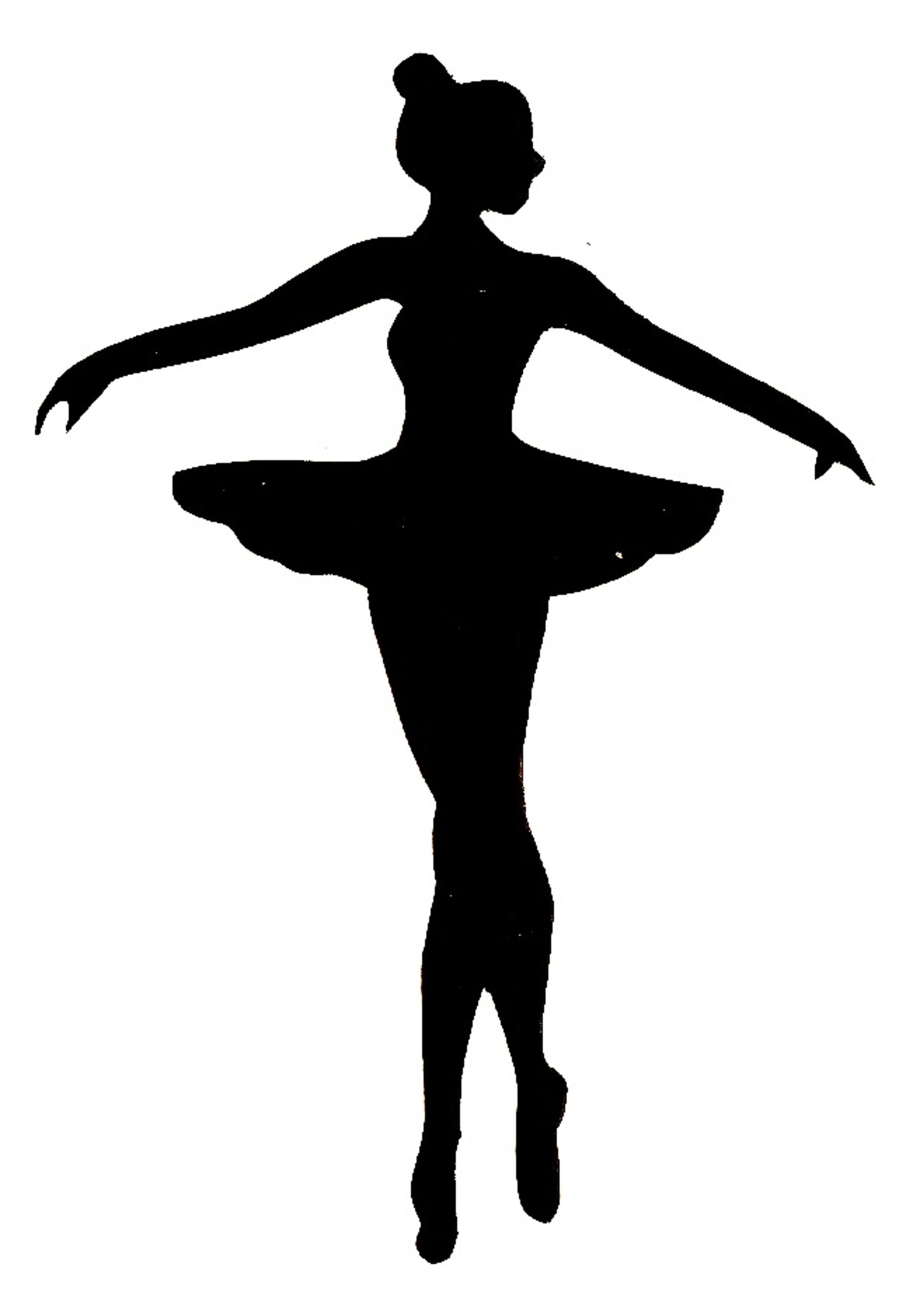 3205x4690 Top Clip Art Black And White Brazuka Info Ballerina Clipart Pictures