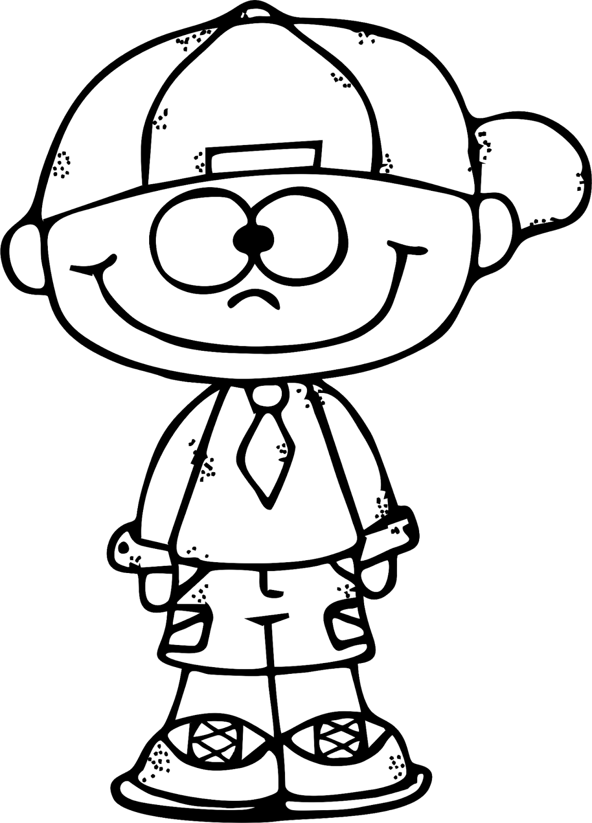 1151x1600 Boy Clipart Black And White