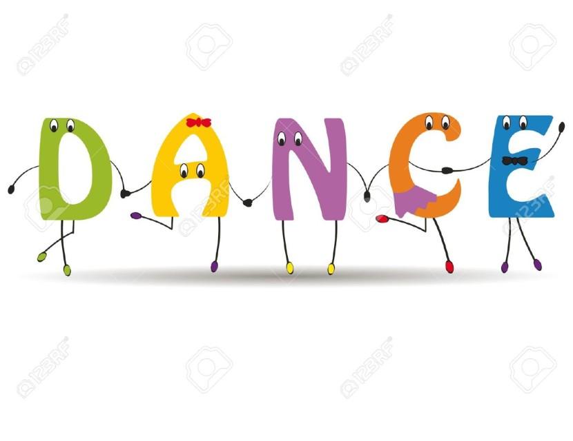 830x640 Dancing Clipart Free