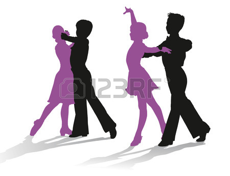 450x346 20,716 Couples Dancing Stock Vector Illustration And Royalty Free