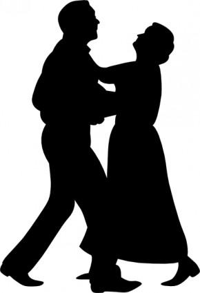 290x425 Dance Dancing Couple Clip Art Free Vector In Open Office Drawing